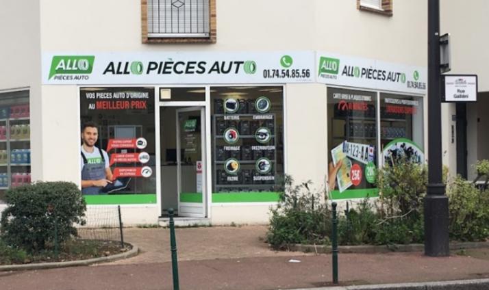 Vendeur pièce auto Rueil-Malmaison